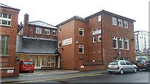 SE3033 : The former Bridge Street Church (3) by Stephen Craven