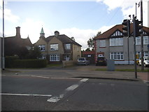 TL4661 : Houses on Milton Road, Cambridge by David Howard