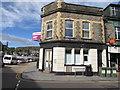 ST0291 : Former Lloyds Bank branch on a Porth corner by Jaggery