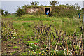 SJ2483 : WWII Cheshire: Defences of the Wirral, Heswall - Civil Bombing Decoy Control Bunker (1) by Mike Searle