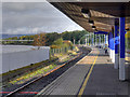 C4316 : Londonderry (Waterside) Railway Station by David Dixon
