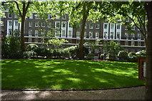 TQ2781 : Bryanston Square by N Chadwick