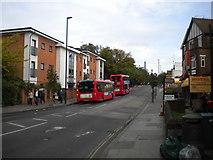 TQ1979 : Gunnersbury Lane, Acton by Richard Vince