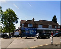 SJ8195 : Tamzan Convenience Store by Gerald England