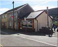 SS9892 : Cambrian Chippy in Tonypandy by Jaggery