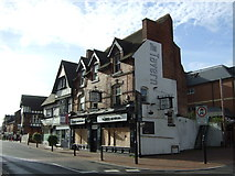 SJ9223 : The Tavern, Stafford by JThomas