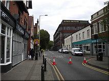 SO9098 : West end of Bath Road, Wolverhampton by Richard Vince