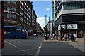TQ2881 : Portman St, A41 by N Chadwick