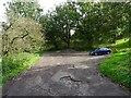 SK1728 : Car Park at Hanbury Common by Ian Calderwood