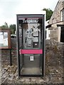 SD7849 : KX100 Telephone Box in Bolton-by-Bowland by David Hillas