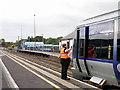 C8532 : Coleraine Railway Station by David Dixon