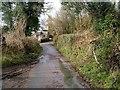 SX7574 : Halshanger Cottage by Derek Harper