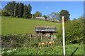 SX3860 : Notter Bridge Farm by N Chadwick
