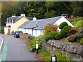 NN0561 : Cottages at North Ballachulish by Oliver Dixon