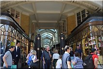 TQ2980 : Burlington Arcade by N Chadwick