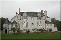 NJ5429 : Leith Hall: south elevation by Bill Harrison