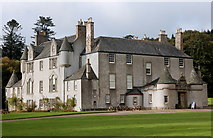 NJ5429 : Leith Hall: view from the south-east by Bill Harrison
