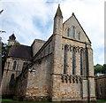 NZ1198 : Brinkburn Priory by Bill Harrison