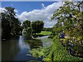 TF0206 : Stamford Meadows from the Town Bridge by Bob Harvey