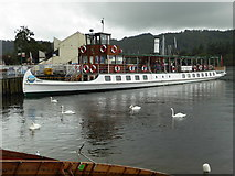 SD4096 : Bowness Pier, Bowness-on-Windermere by Chris Allen