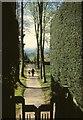 SX7290 : Gardens at Castle Drogo, 2001 by Derek Harper