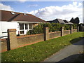 TL4864 : Bungalows on Ely Road, Waterbeach by David Howard