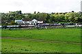 ST6866 : Saltford Marina by Bill Boaden