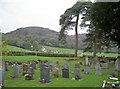 ST5456 : A view for the interred by Neil Owen