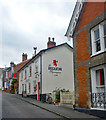 "TM1031 : ""The Red Lion"" public house, Manningtree by Julian Osley"