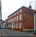 TM1031 : Town house, 50 High Street, Manningtree by Jim Osley