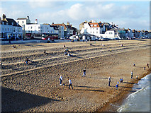 TR3752 : Beach, Deal by Robin Webster