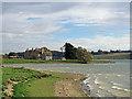 SK8907 : Rutland Water: towards Hambleton Old Hall by John Sutton