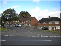 SO9394 : South end of Beach Avenue, Woodcross by Richard Vince