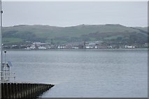 NS2059 : Largs, seen from the Cumbrae Slip by Richard Sutcliffe