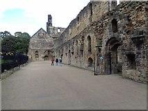 SE2536 : Kirkstall Abbey by Ashley Dace