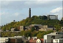 NT2674 : Calton Hill, Edinburgh by Alan Murray-Rust