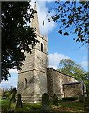 SK8707 : St Edmunds Church, Egleton by Mat Fascione