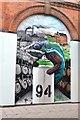 SO9422 : Brewhouse Chameleon by John M