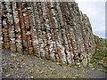 C9444 : Basalt Columns, The Giant's Causeway by David Dixon