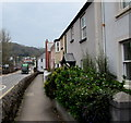 SX9372 : Slightly elevated pavement, Bridge Road, Shaldon by Jaggery