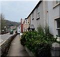 SX9372 : Slightly elevated pavement, Bridge Road, Shaldon by Jaggery