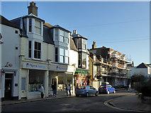 TR3752 : Premises on High Street, Deal by Robin Webster