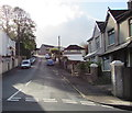 ST0091 : Up Park Road, Penygraig by Jaggery