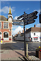 SY9287 : Where to go in Wareham by Des Blenkinsopp