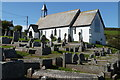 SW7818 : St. Peter's church, Coverack, Cornwall by Derek Voller