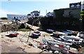 SW7818 : Coverack Harbour by Derek Voller