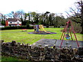 ST3092 : Cory Park playground, Llantarnam, Cwmbran by Jaggery
