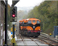 W5598 : 071 class locomotives at Mallow by Gareth James