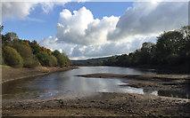 SE0714 : Slaithwaite or Hill Top Reservoir by Robin Stott