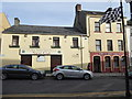 H4472 : INF Social Club, Georges Street, Omagh by Kenneth  Allen